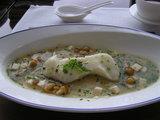 白身魚の味噌蒸し