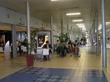 シャルルドゴール空港に到着