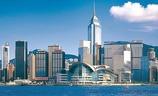 香港島風景