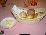 カメリアパンと発酵バター