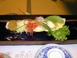 群馬の野菜と下仁田ネギのサラダ