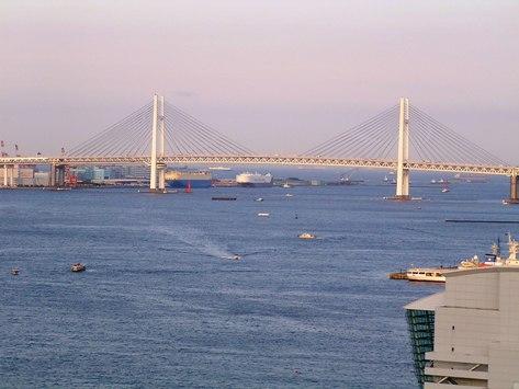 横浜開港祭 ベイブリッジ