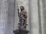 修道院内部の聖ミカエル(サン・ミッシェル)