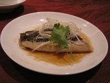 鮮魚の蒸し物