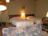 お部屋2 ベッド