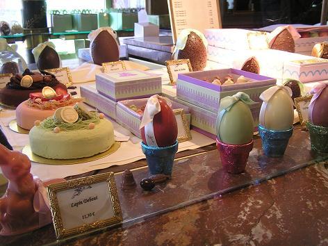 「ラ・デュレ」 復活祭のお菓子