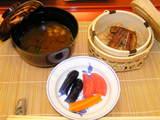 鰻蒸しご飯