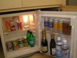 フリードリンクの冷蔵庫