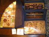 バージュアルアラブのお土産のお菓子たち