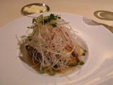 横浜高島屋 キハチ 豚しゃぶとナス、山芋の温サラダ