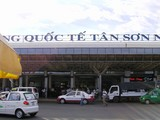 ベトナム、タンソンニャット空港
