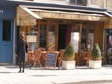 ママンが入ったカフェ
