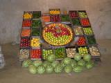 野菜の飾り
