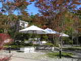 東館 中庭