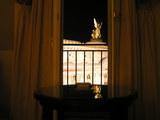お部屋から見たオペラ座