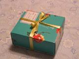 千疋屋の箱