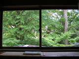 お部屋3 窓辺