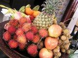 アマンサラ、果物
