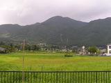 もうすぐ台風が来る周辺の景色