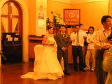 土曜の夜には 沢山の結婚式が…