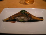 アナゴのお寿司 バルサミコ味