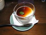 杏仁豆腐 黒蜜