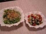 家の夕食1