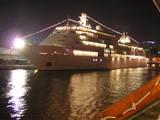 豪華客船 シルバーウィスパー号