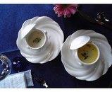 ねぎとアサリのスープ
