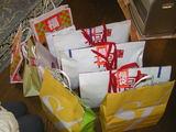 1月2日 福袋たち