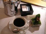 朝の コーヒーサービス