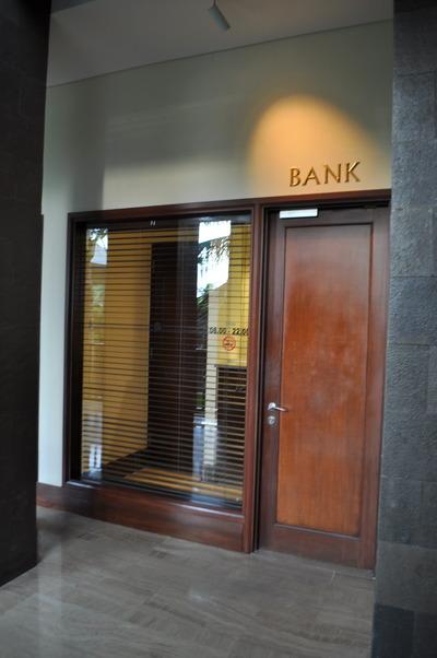 セントレジス BANK
