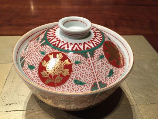 日本食レストラン 器