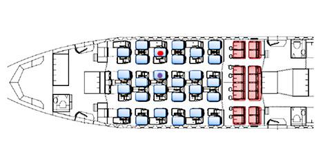 A330ビジネスクラス