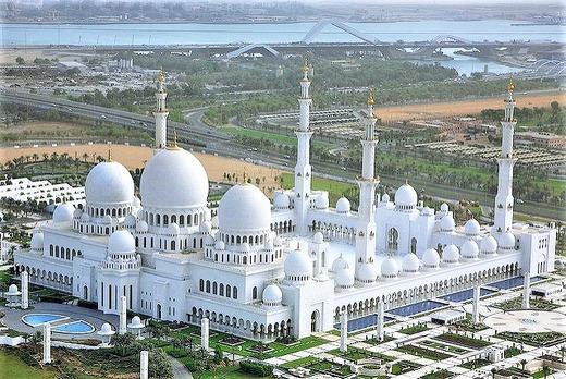シェイクザイールグランドモスク