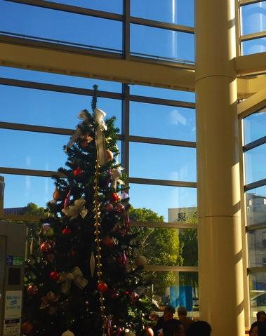 病院のクリスマス