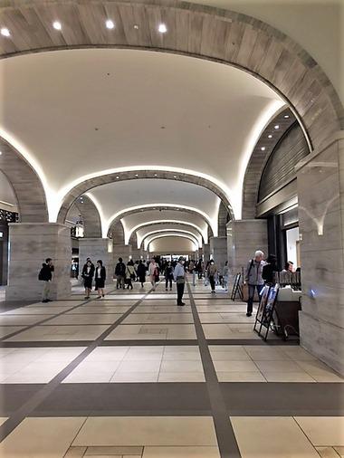 日比谷 地下鉄通路