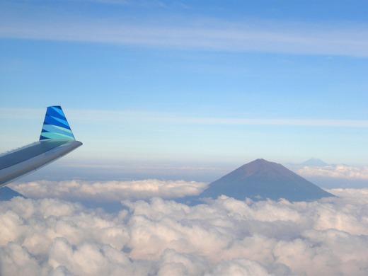 2012年 アグン山