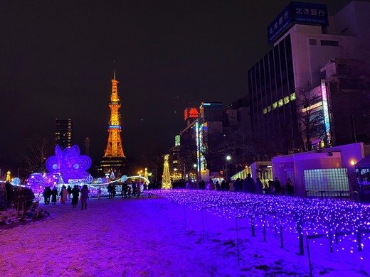 札幌 大通り公園