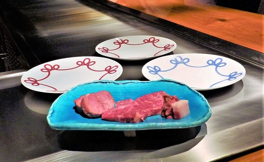 お肉 2種の食べ比べ