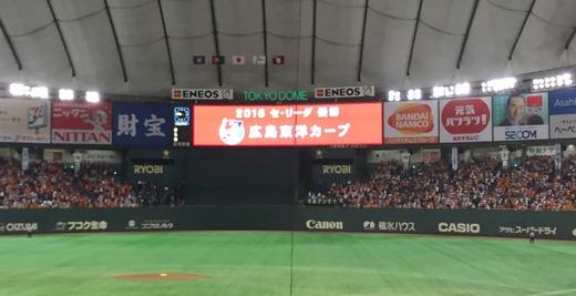 セ・リーグ優勝 広島東洋カープ