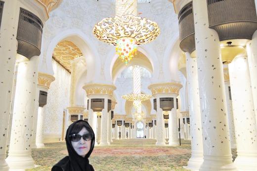 モスクと私
