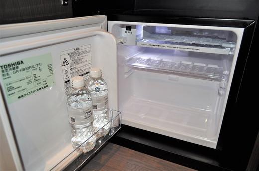 冷蔵庫 お水のみ