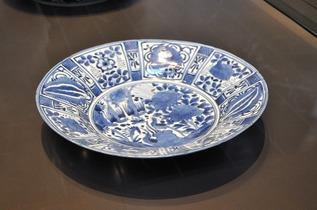 1600年代の皿