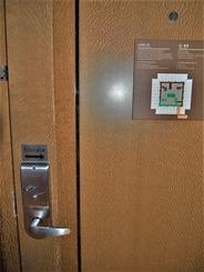 エレベーターの位置