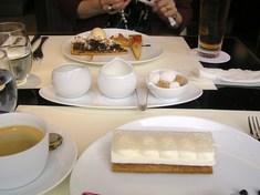 本日のケーキ