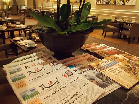 各国の新聞