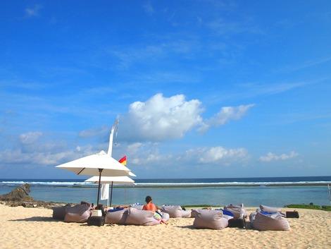 プライベートビーチ バリ島