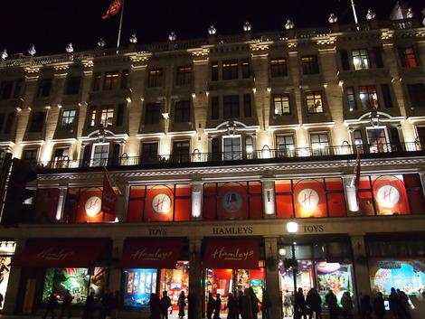 夜のロンドン2