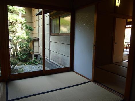 玄関上り口